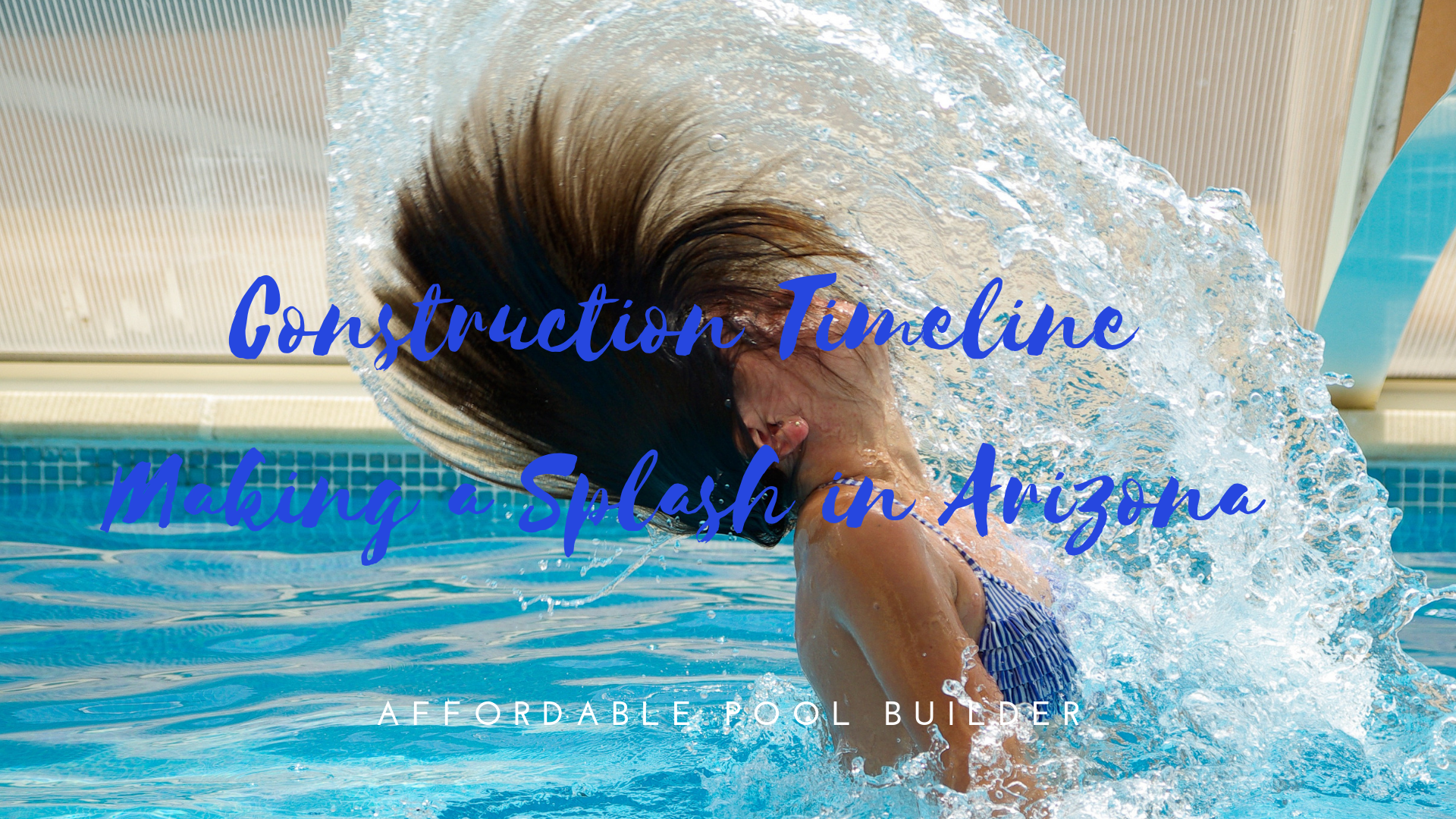 pool construction timeline